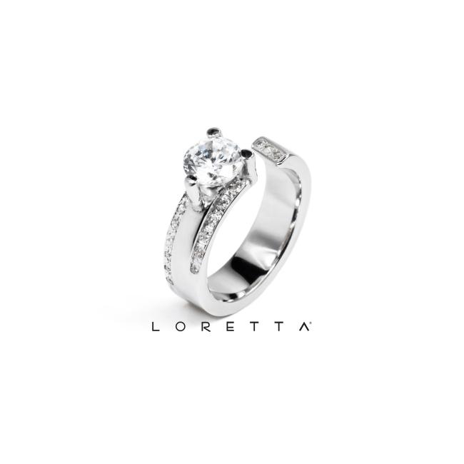 zlate zasnubne prstene
