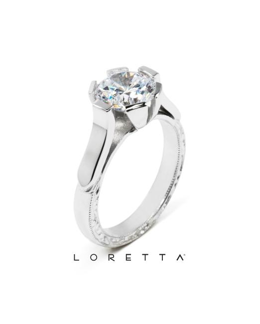 zásnubné prstene zo zlata s diamantom