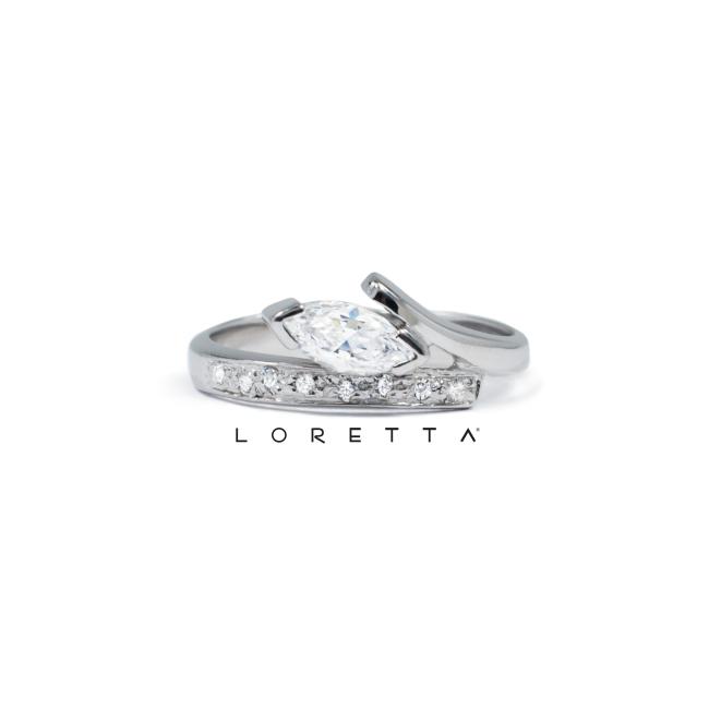 Kolekcia zásnubných prsteňov  06d4503f985