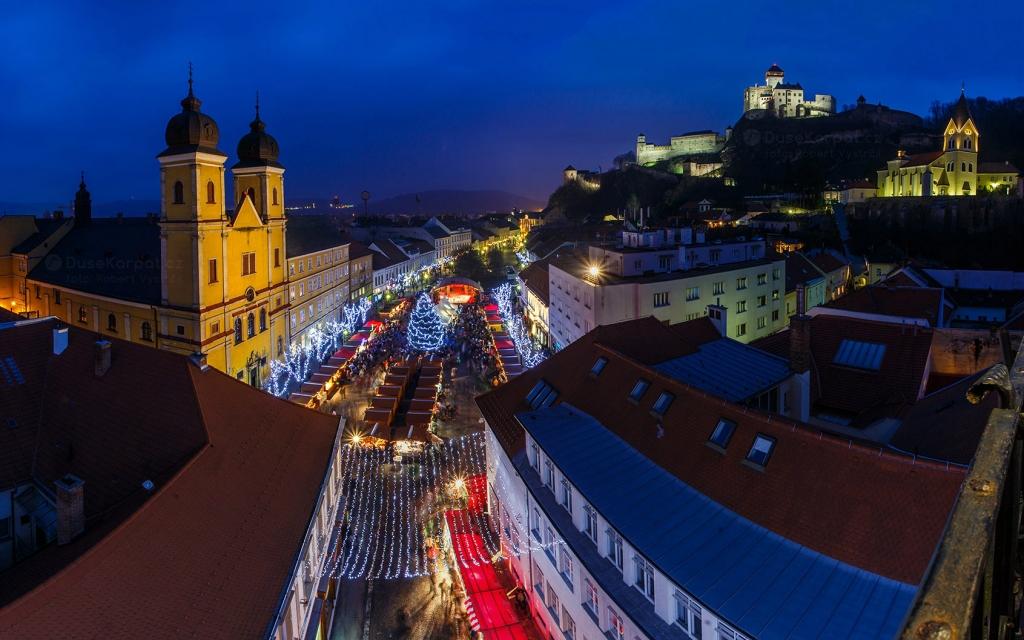zlatnícka histórria mesta Trenčín
