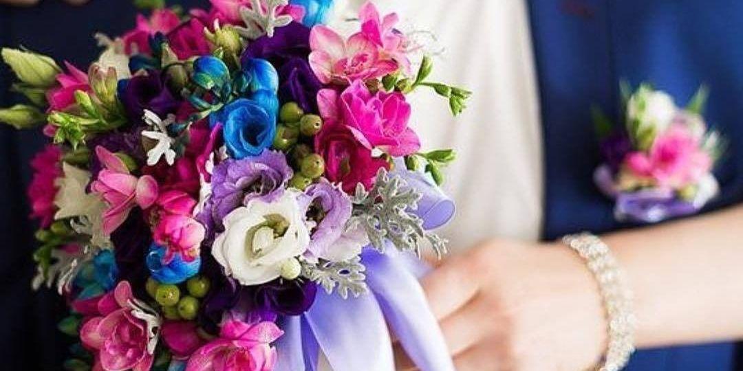 svadobné kytice cena