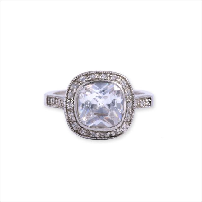 d3f95848f Luxusný zásnubný prsteň - 27/04 Yes Collection